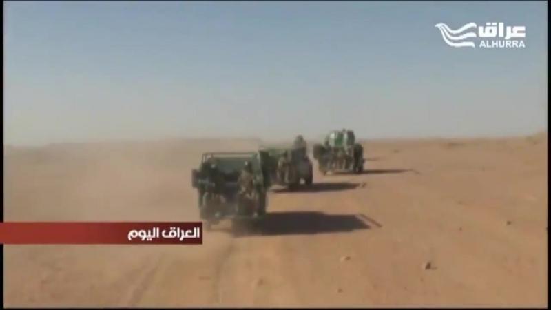 Операция иракцев в Анбаре