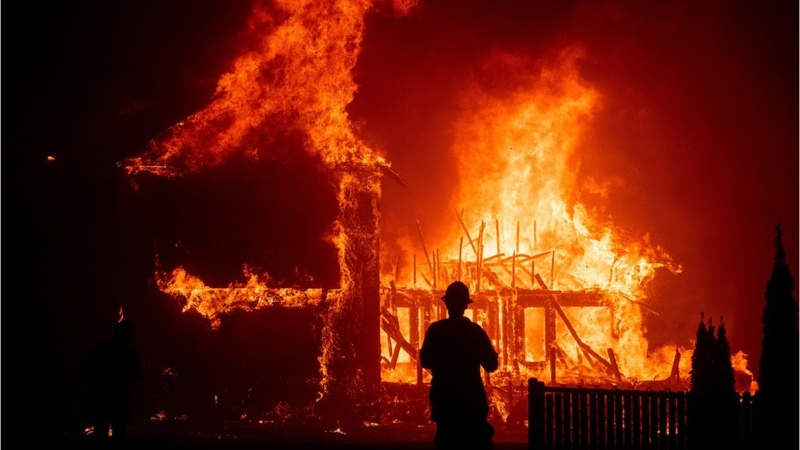 Bodies Of 71 Out Of 1,000 People Recovered After California Wildfire
