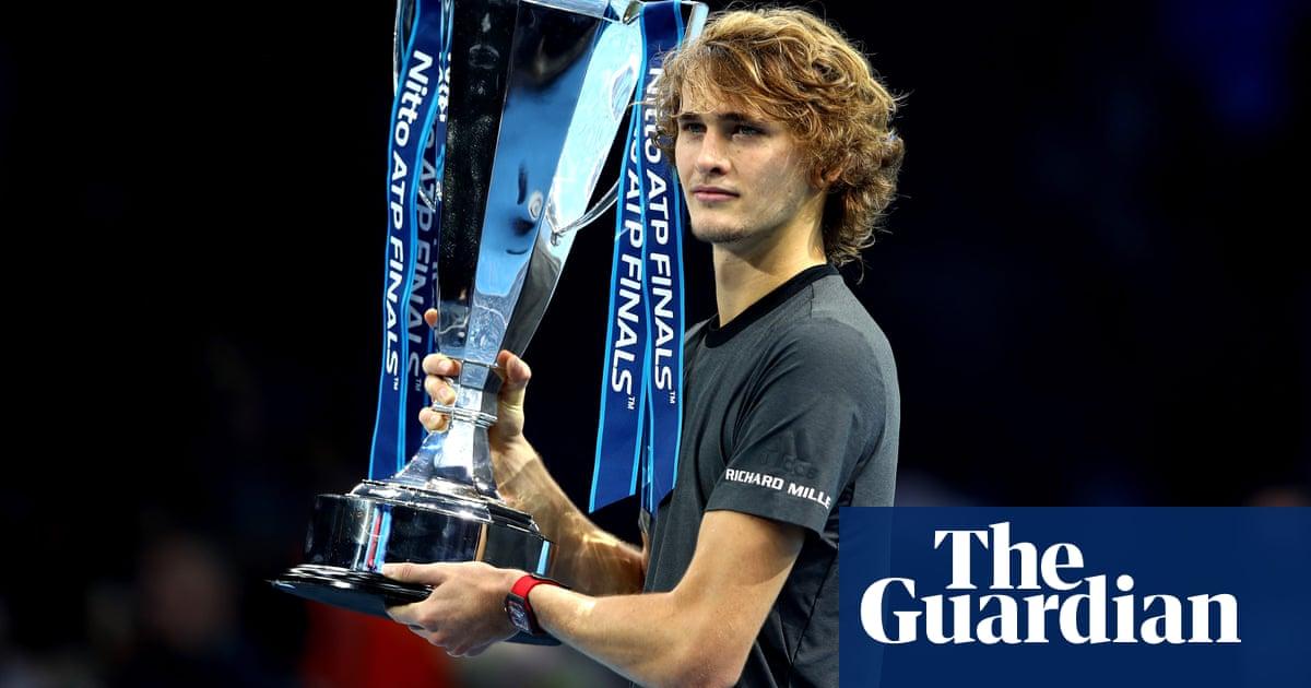 Александр Зверев титул ATP финал в Лондоне 2018