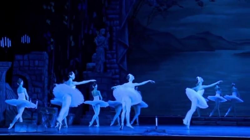 SLs Swan lake. The Kremlin ballet. Лебединое озеро . Кремлевский балет(2)