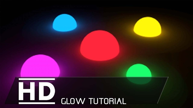3ds Max - Lighting tutorial Glow effects