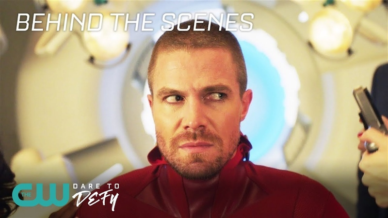 Elseworlds   Behind-The-Scenes   The CW