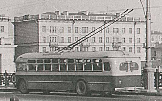 Особый спрос был на троллейбусы СВАРЗ Сокольнического вагоноремонтного завода, специально изготовленные для...