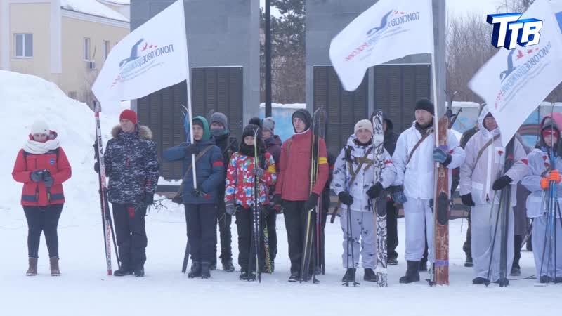 Южноуральцы проверили себя на выносливость в лыжном переходе «Преодоление»