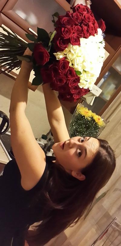 Анна Апаркина, 16 октября 1991, Сургут, id15124108