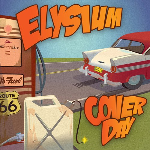 ������� / Elysium - Cover Day (Maxi-Single) (2012)