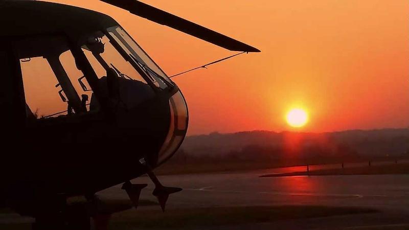Air Action - Sunset landing (Mi-8) - 3 GPR Krakow - Balice