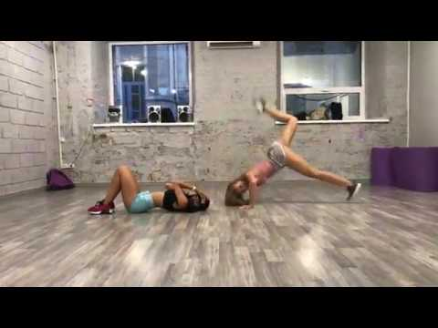 Reggaeton class by Ksenia Motion | InFlow dance centre | Odessa