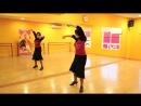 Tutorial bailar sevillanas- la tercera y la