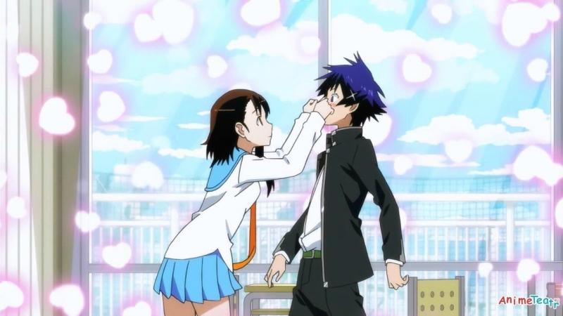 NisekoiПритворная Любовь - OnoderaRaku - Дышу тобой