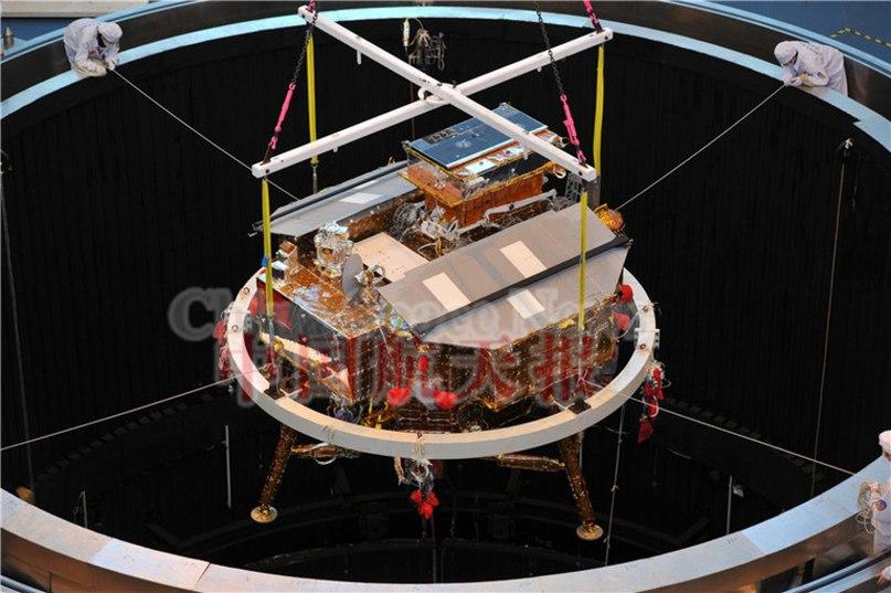 Китай готує політ на Місяць