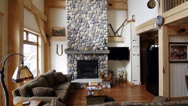 Уютная гостиная (1 фото) - картинка