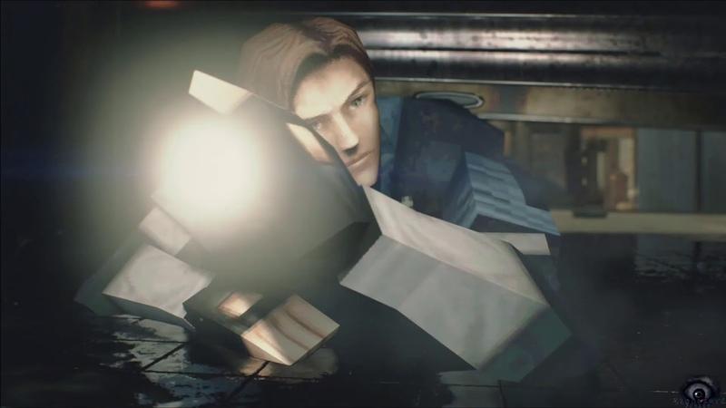 RESIDENT EVIL 2 Launch Party Japan - Leon Claire '98 classic skins DLC PS Store