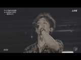 [CUT] 180826 A-Nation 2018  @ EXO — Ment 1