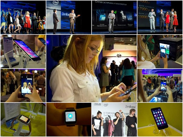 «Гипер Куб» побывал на презентации Asus ZenFone 2.