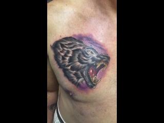 Oskar west side tattoo
