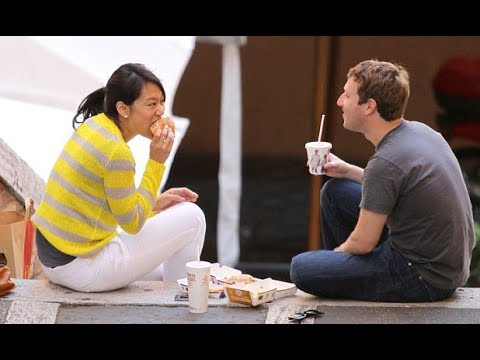 Марк Цукерберг и Присцила Чан 2018★Mark Zuckerberg and Priscila Chan 2018