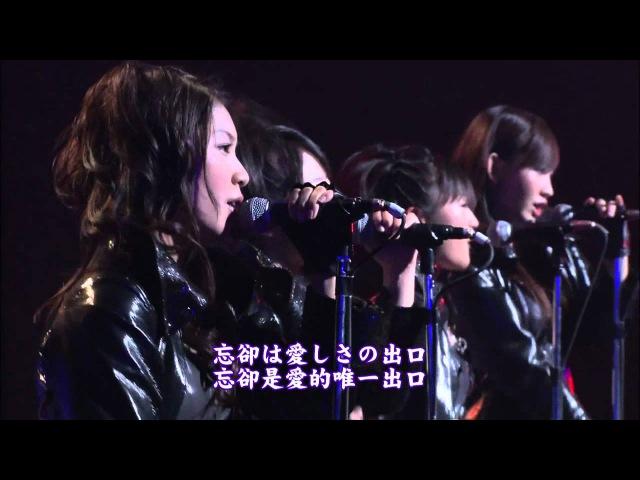 AKB48 Blue Rose (Acchan,Haruna,Miichan,Maimai Ver.)[中日字幕]