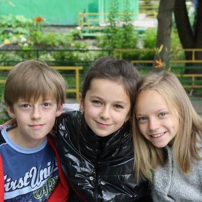 Мария Беккер, 28 июля , Москва, id55368045