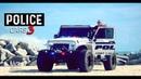 Police Patrol Vehicle - Jeep Wrangler 4x4 Fort Lauderdale PD (обзор полицейского автомобиля, 2019, US, MPD)