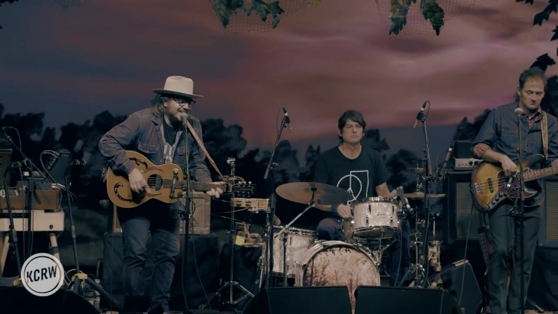 Wilco performing If I Ever Was a Child Live on KCRW