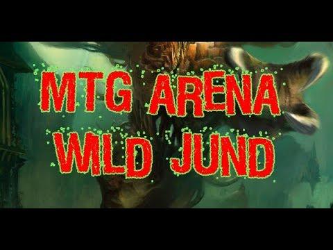 MTG Arena - Wild Jund /Арена - Дикий Джанд КОНКУРС