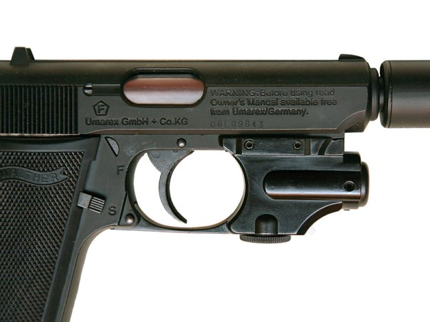 Umarex Walther PPK/S |