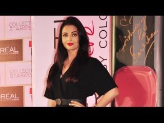 Aishwarya Rai Bachchan Attends L'Oreal Paris Special Launch
