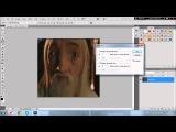 Урок по разрезанию фотографии в ФШ