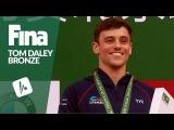 Tom Daley Takes 10m Bronze in Beijing  FINANVC Diving World Series - Beijing 2017
