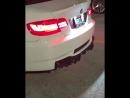 BMW M3 E92 на злом выхлопе!