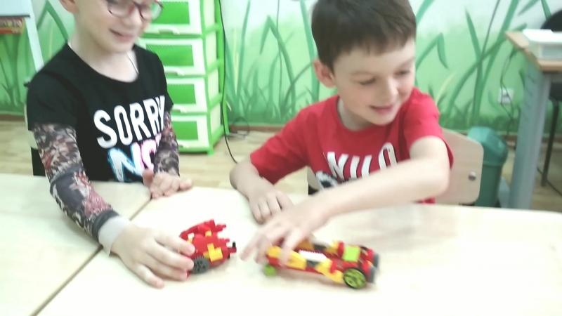 Робототехника. Подъемный Кран.