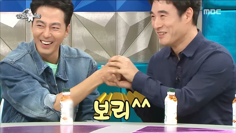 [HOT] What is Jo In-sung's fist that embarrassed Bae?, 라디오스타 20180912