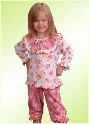Выкройка детской пижамы. Шьем детскую пижаму. Обсуждение на LiveInternet - Российский Сервис Онлайн-Дневников
