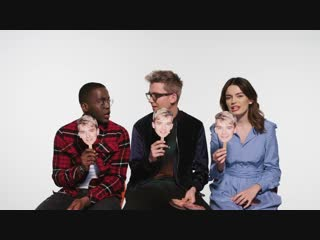 Netflixs Sex Education Cast Reveals Whos Most Likely to Give Dating Advice, Ghost, and More