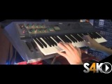 VA Synth Demo - Yamaha An1x performed by S4K Team ( Space4Keys Keyboard Solo )