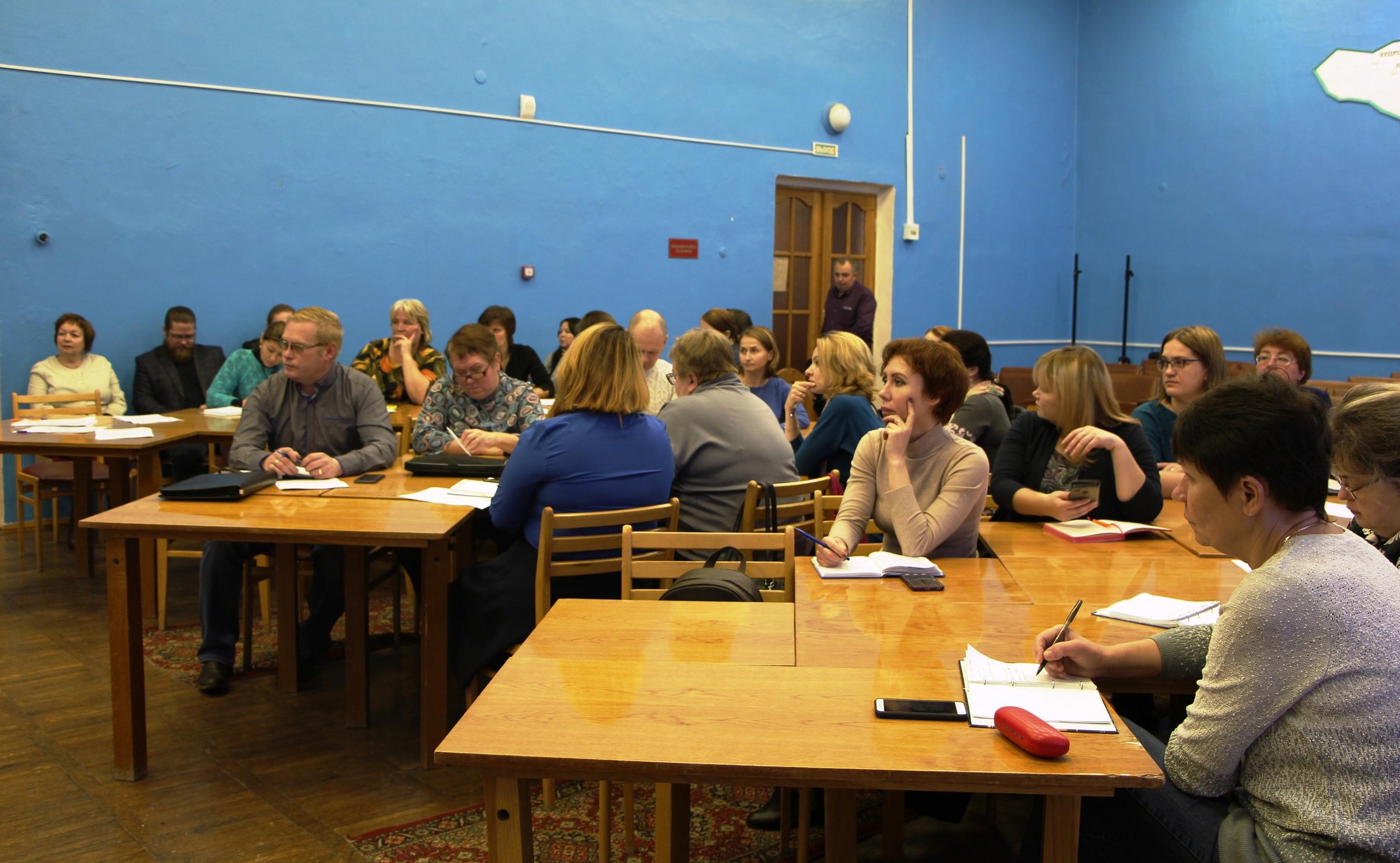 В администрации Удорского района прошел семинар по совершенствованию работы с обращениями граждан