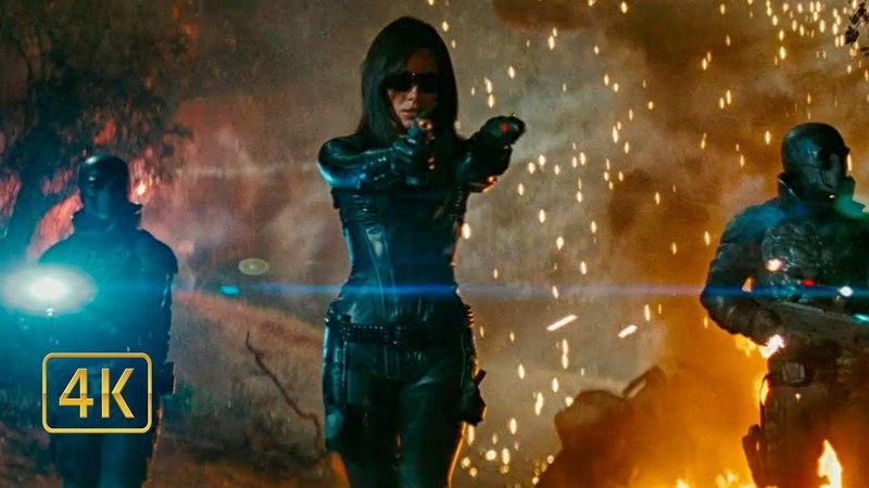 Баронесса пытается украсть боеголовки. Нападение на отряд сопровождения. Бросок кобры (2009)