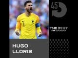 Претенденты на приз лучшему вратарю года #TheBest FIFA Goalkeeper Award ?