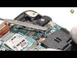 Samsung I9000 Galaxy S - как разобрать телефон, из чего состоит