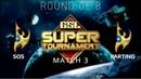 2019 GSL Super Tournament 1 - Ro8 Match 3: sOs (P) vs Zest (P)