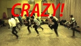 CRAZY Jumping Dance (do not watch)