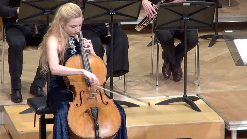 FRIEDRICH GULDA Concerto for Cello and Wind Orchestra Alessandra Doninelli