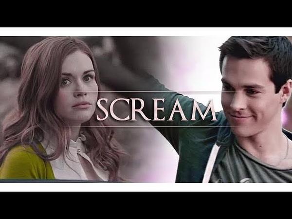 Scream || Kai Parker Lydia Martin