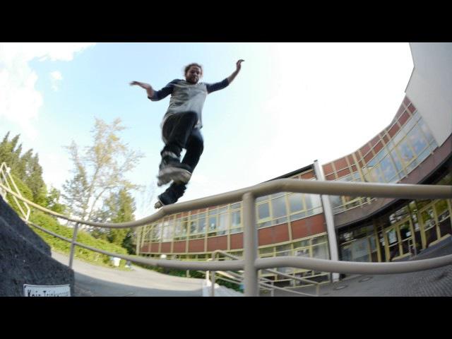 Eugen Enin - KIZER Intern Diaries raw street clips 2014