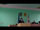 Выступление заместителя главы Харьковской ОГА Вадима Даниеляна Романовича