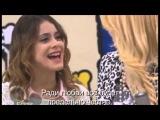 Violetta: Вилу помогает Людмиле сочинить песню \ 77 серия \ 2 сезон