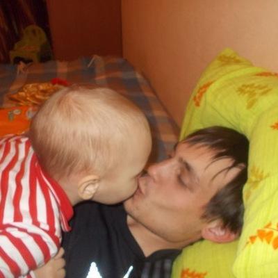 Илья Миронов, 11 апреля 1990, Курган, id136027583