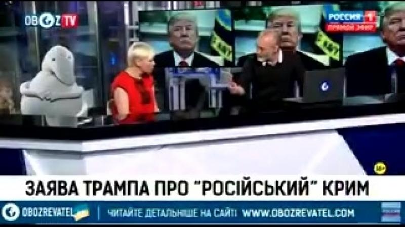 Оказывается украинцы - это русские, а Россияне - московиты