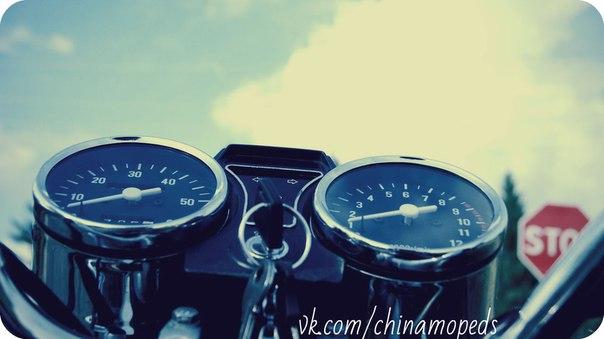 Chinese mopeds или мопеды
